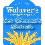 Wolaver's Ben Glearson's White Ale