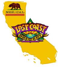 Best Northern California Brewery - Lost Coast