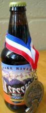Snake River Brewing - AK Session Silver Medal GABF 2009