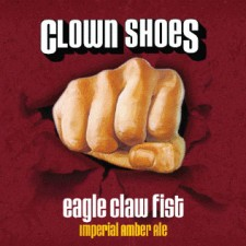 Clown Shoes - Eagle Claw Fist Imperial Amber Ale