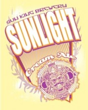 Sun King Sunlight Cream Ale