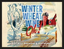 Iron HIll Winter Wheat Wine Oh!