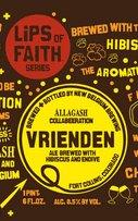 New Belgium Lips of Faith Vrienden