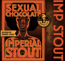 Foothills Barrel Aged Sexual Chocolate