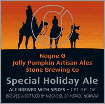 nogne-o special holiday ale