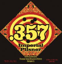 flossmoor station 357 imperial pilsner