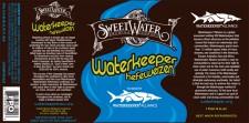 SweetWater Brewing - Waterkeeper Hefeweizen (label)