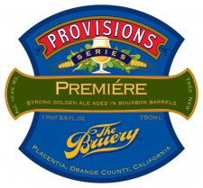The Bruery Provisions: Premiere