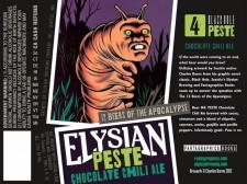 Elysian Peste Chocolate Chili Ale