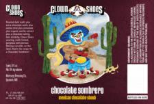 Clown Shoes Chocolate Sombrero