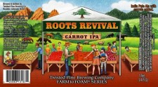 Twisted Pine Roots Revival Carrot IPA