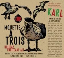 Karl Strauss Mouette A Trois
