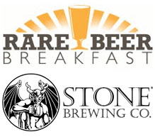 Stone Brewing Co. - Rare Beer Breakfast