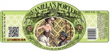 Latitude 33 Vanilla's Porter