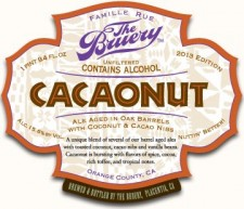 The Bruery Cacaonut