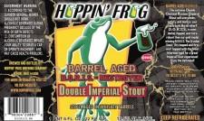 Hoppin Frog Barrel Aged DORIS
