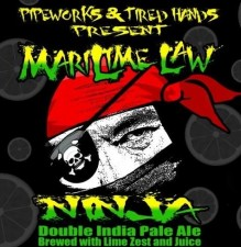 Pipeworks Tired Hands MariLime Law