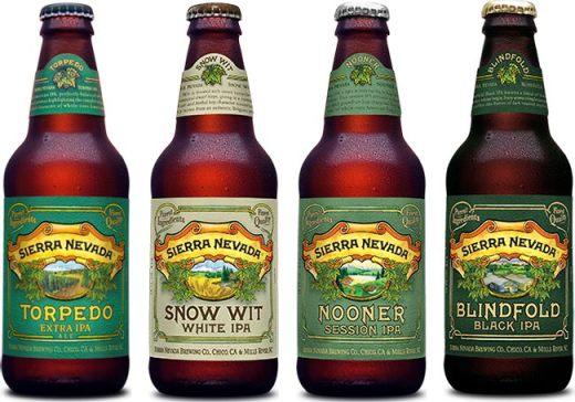 Sierra Nevada 4-Way IPA Variety Pack
