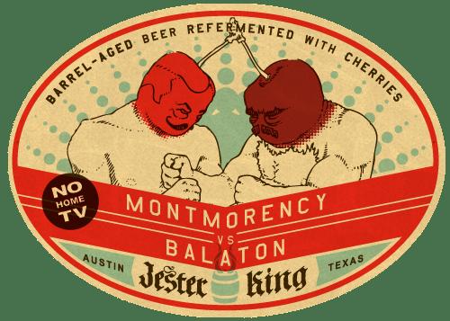 Jester King - Motmorency vs Balaton