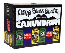 Oskar Blues - Canundrum Variety Pack