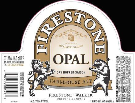 Firestone Walker Opal