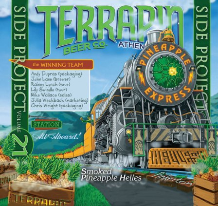 Terrapin Pineapple Express