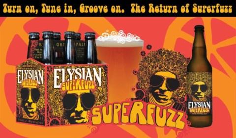 Elysian Brewing - Superfuzz