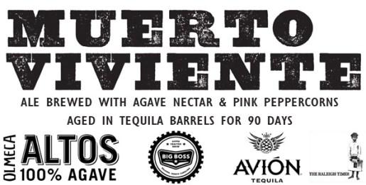 Big Boss Brewing - Muerto Viviente