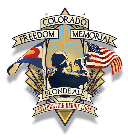 Dry Dock Colorado Freedom Memorial Blonde Ale