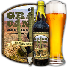 Grand Canyon Brewing - Sacred Saguaro Lager