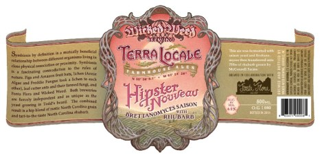 Wicked Weed Hipster Nouveau