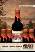 Grand Canyon Brewing - Pumpkin Springs Porter