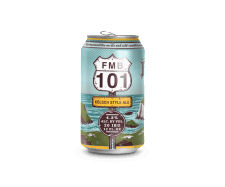 Figueroa Mountain Brewing - FMB 101 (Can)
