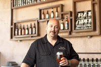 "Stone Brewing Co. Craft Beer Ambassador ""Dr."" Bill Sysak"