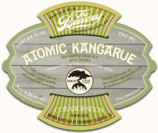 The Bruery Atomic Kangarue