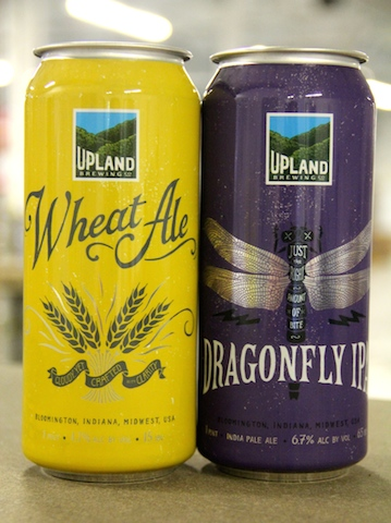 Upland Cans