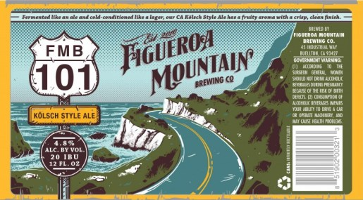 Figueroa Mountain Brewing - FMB 101