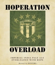 DESTIHL Hoperation Overload IIPA