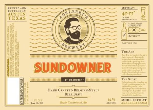 Adelbert's Sundowner