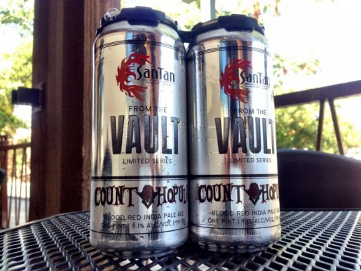 SanTan Brewing - From The Vault - Count Hopula