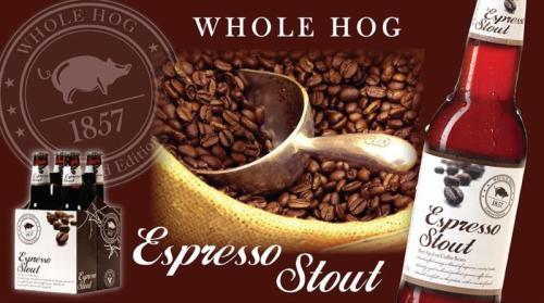 Point Brewing Whole Hog Espress Stout