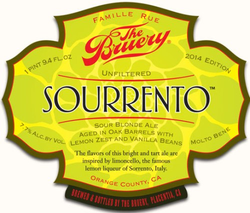 The Bruery Sourrento
