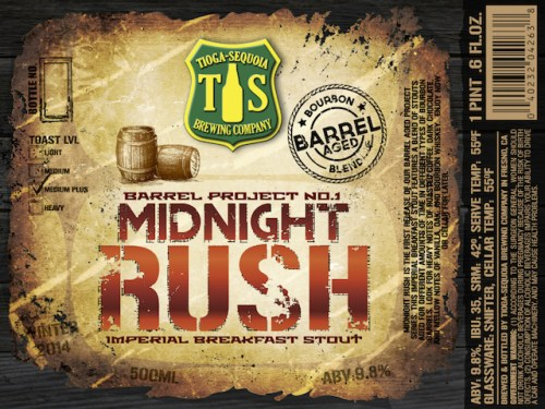 Tioga Sequoia Midnight Rush