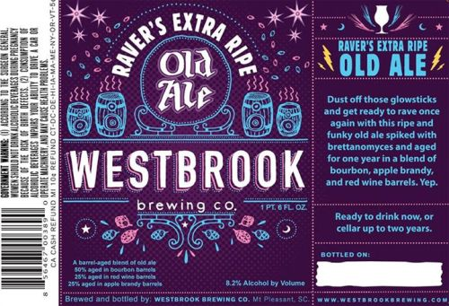 Westbrook Ravers Extra Ripe Old Ale