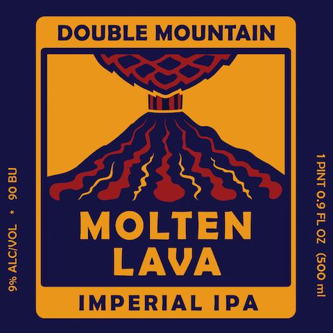 Double Mountain Molten Lava