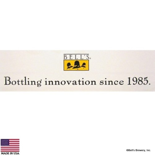 Bells Bottling Innovation