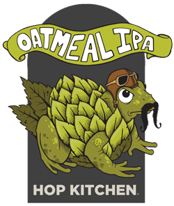New Belgium / Half Acre - Hop Kitchen Oatmeal IPA