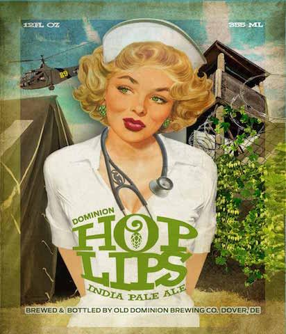 Dominion Hop Lips IPA