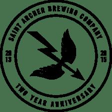 Saint Archer Brewing - Two Year Anniversary