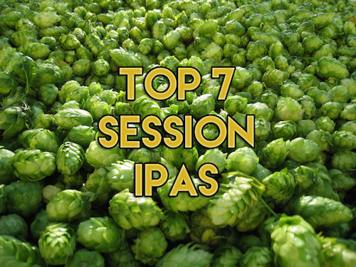 Top 7 Session IPAs